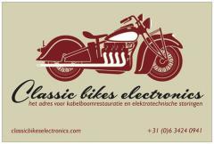 classic bikes electronics